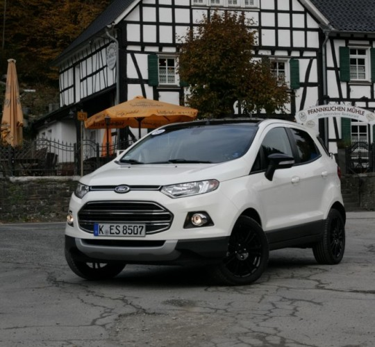 FORD CROSS